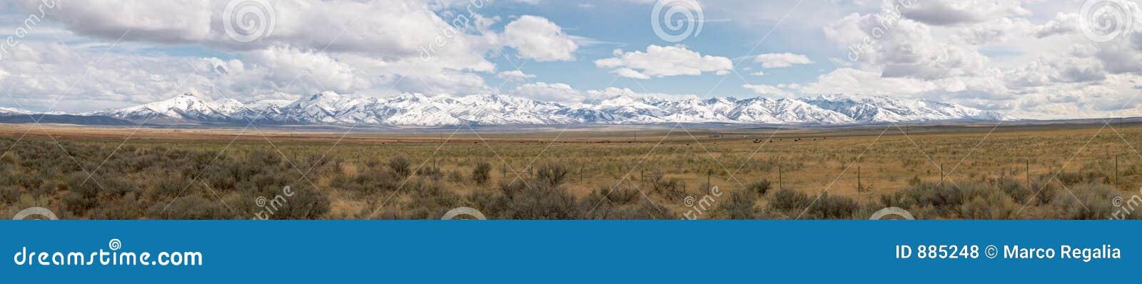 Montañas y desierto