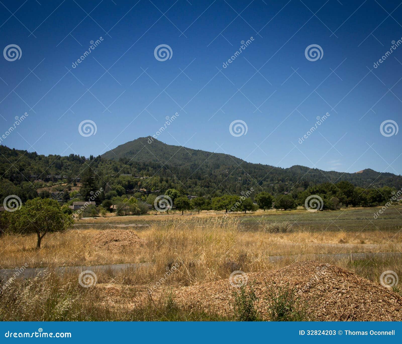 Montagem Tamalpais, Marin County, CA