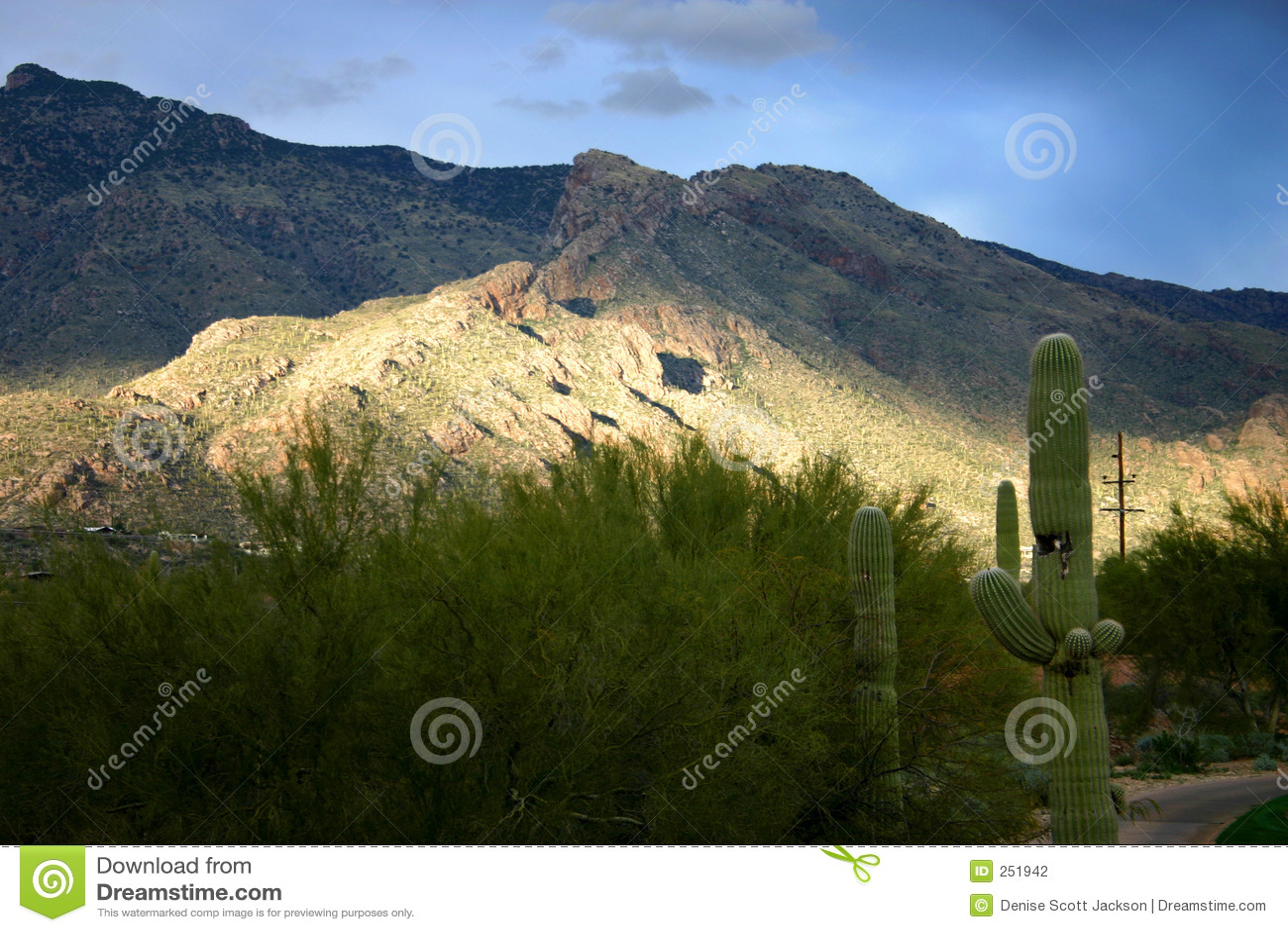 Montagna di Catalina