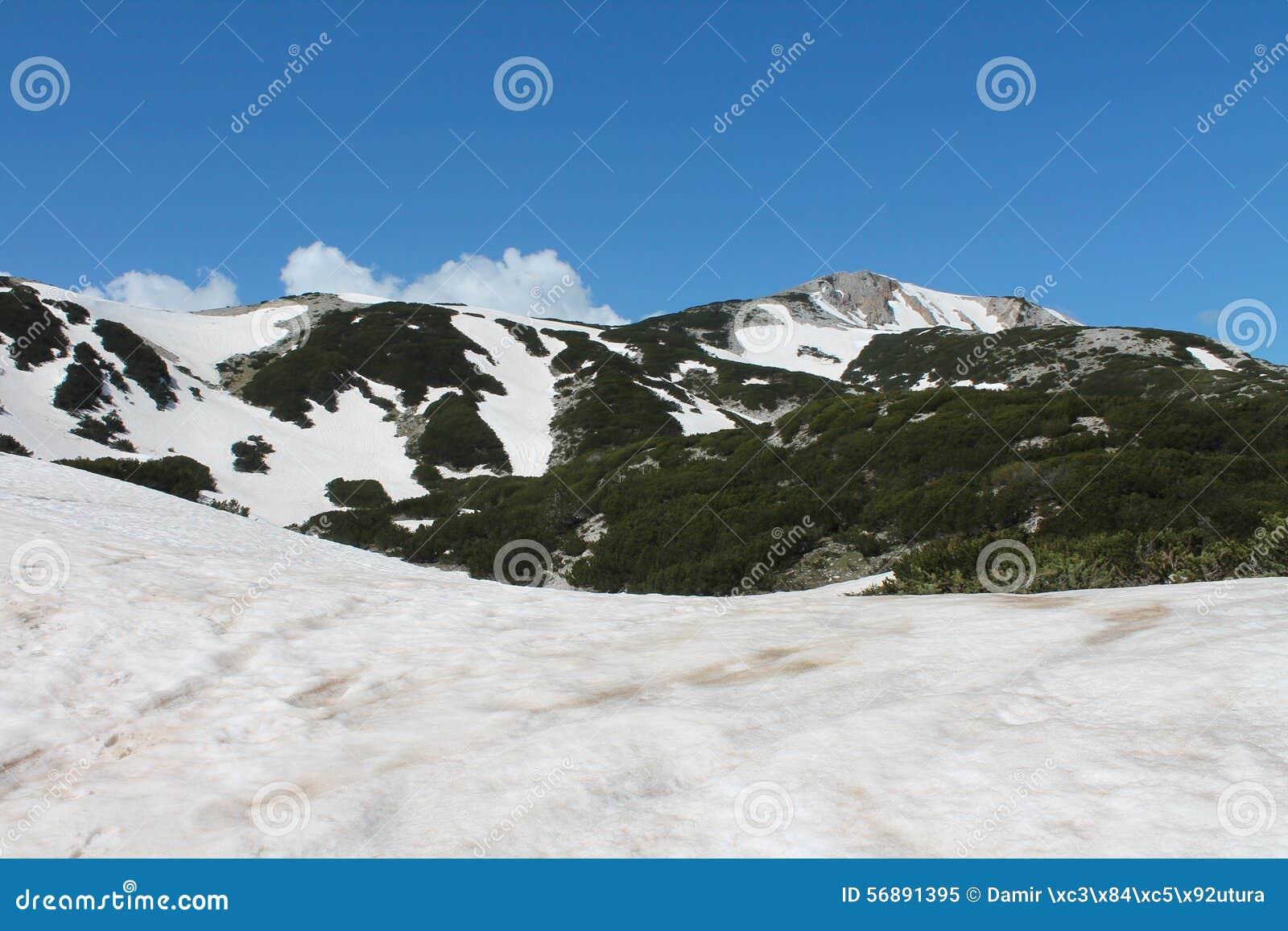 Montagna di Cvrsnica