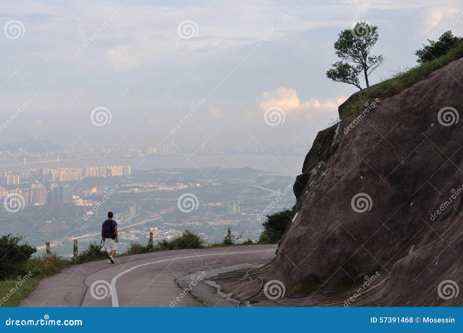 Montagna di Tai Mo