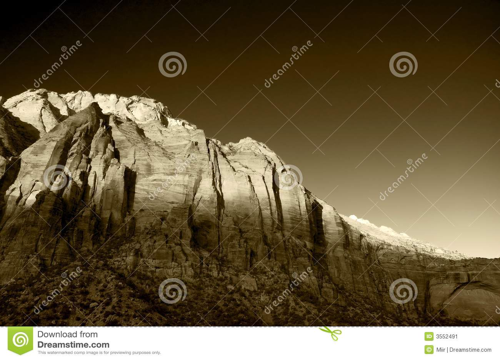 Montagna di Zion