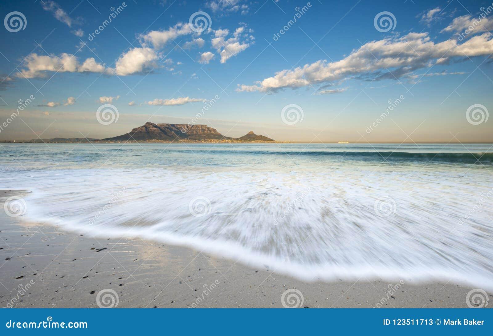 Montagna ed onda della Tabella