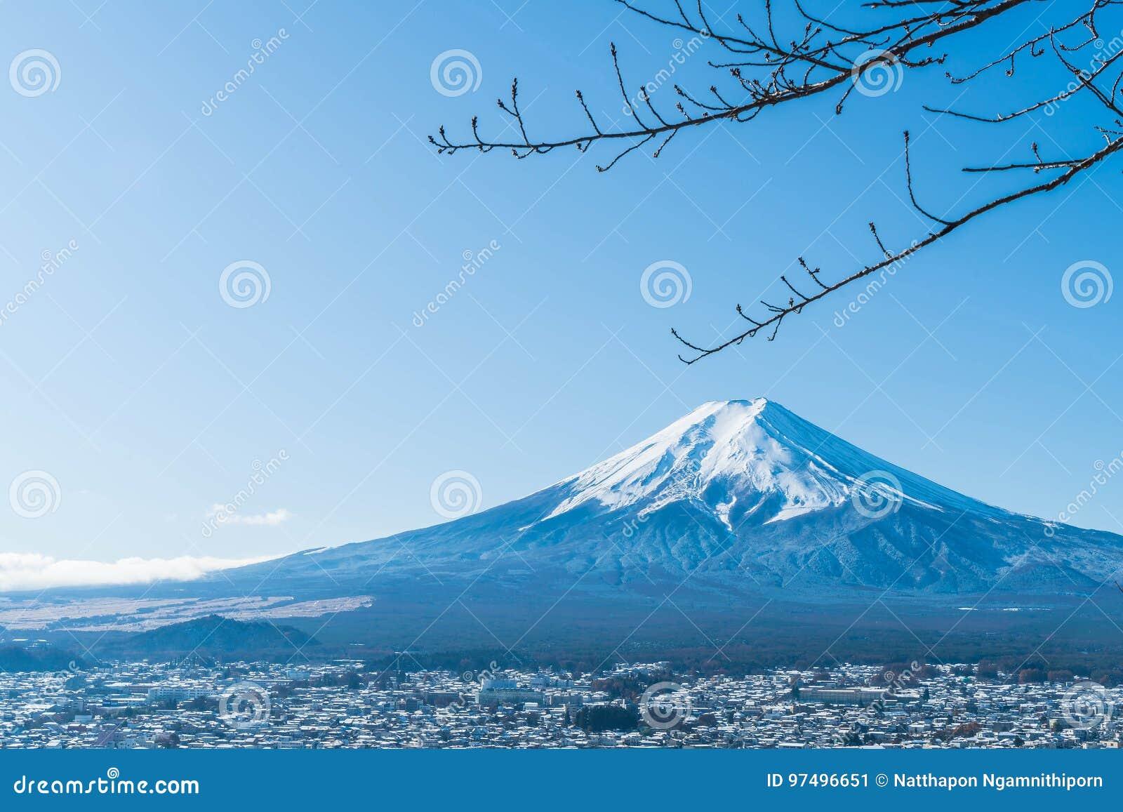 Montagna Fuji San a Kawaguchiko