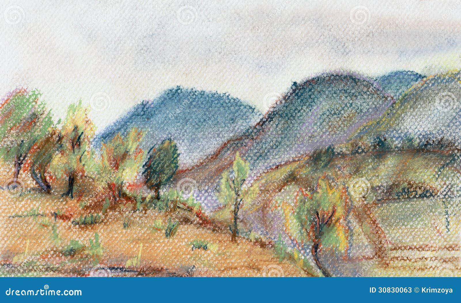 Montagne basse in Erge