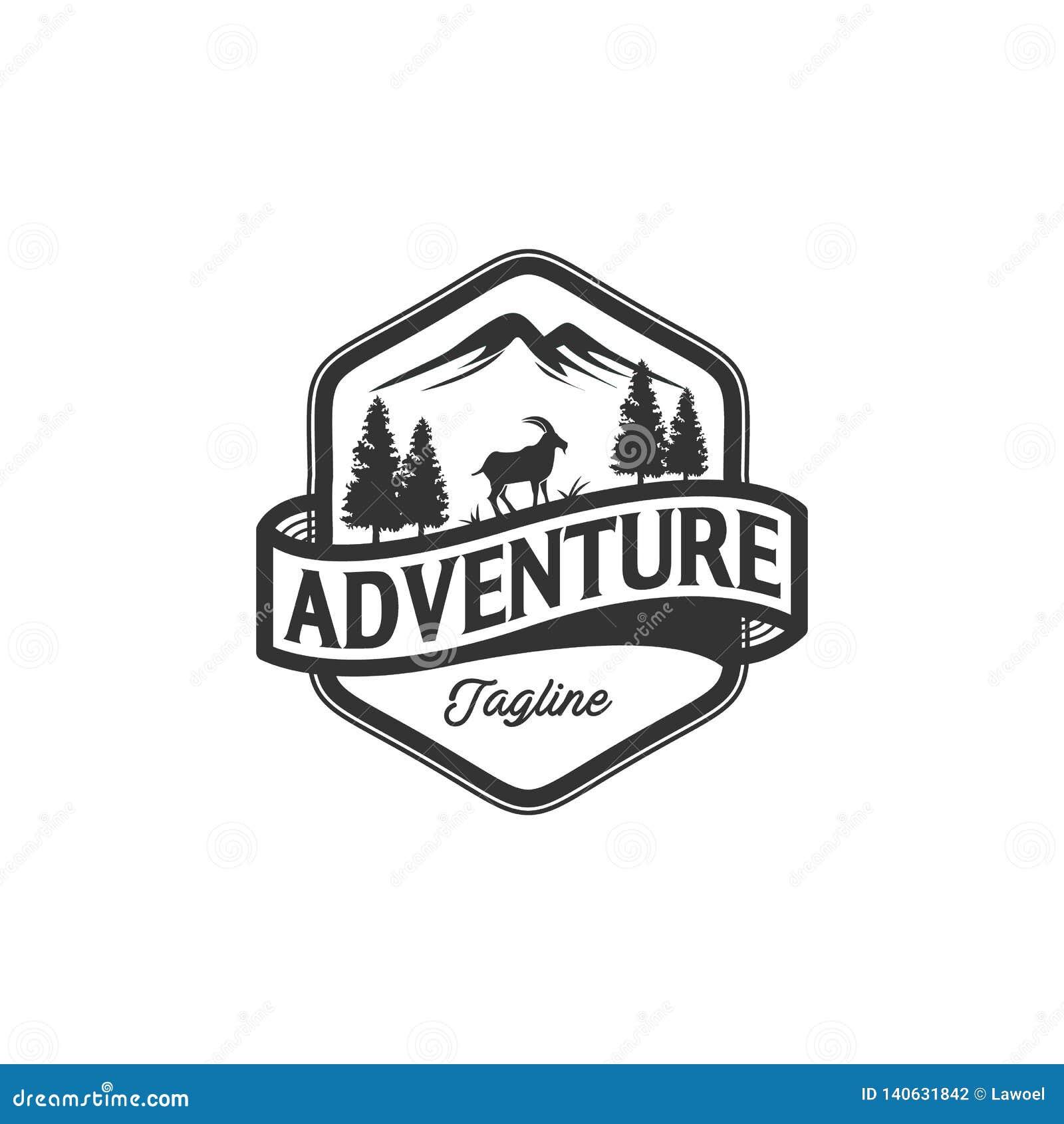 Montagne, chèvre, aventures de jungle