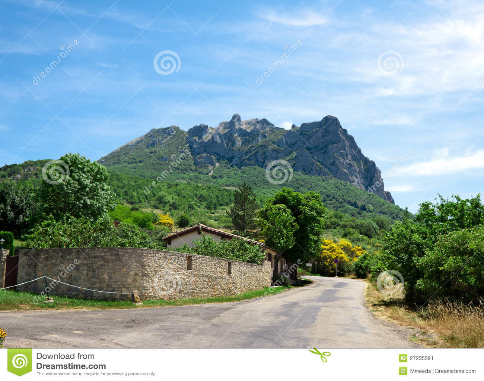 Montagne de Bugarach
