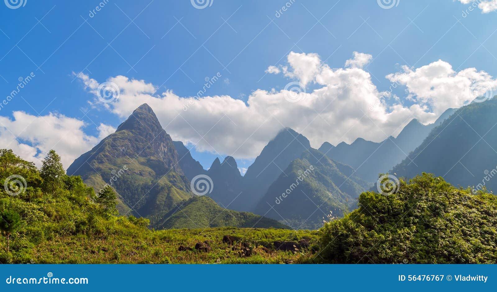 Montagne de Fansipan