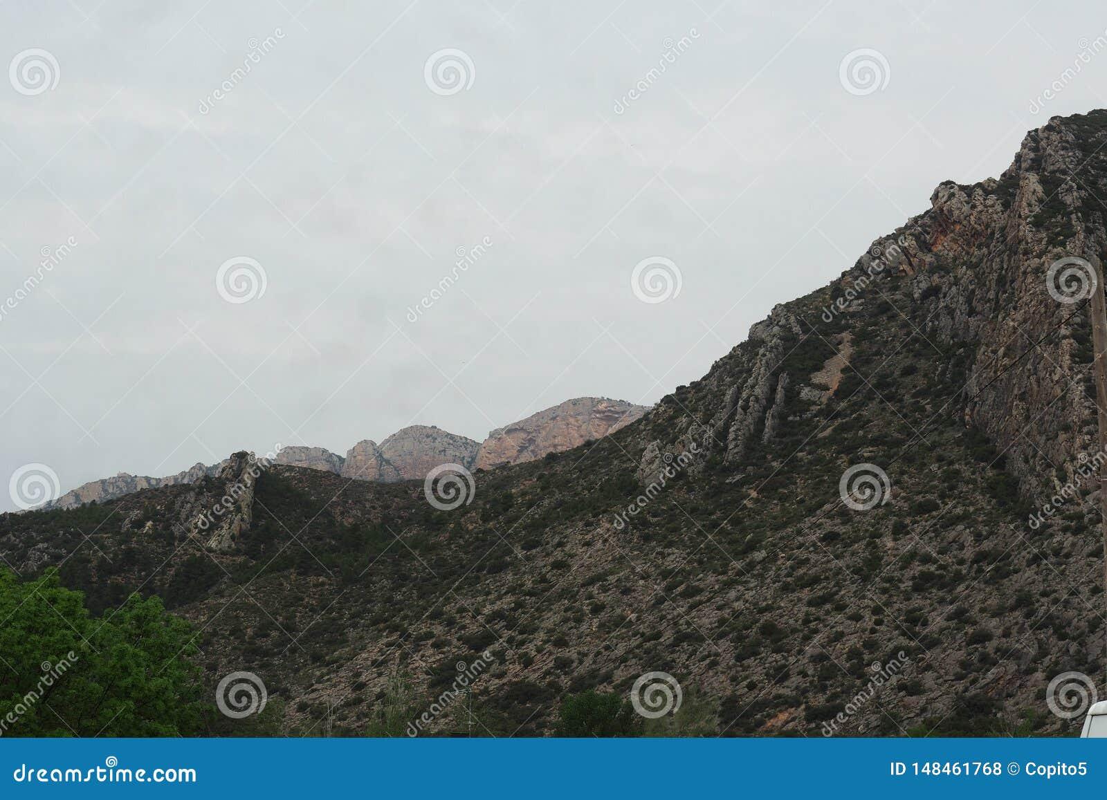 Montagne de Montseny, Lerida