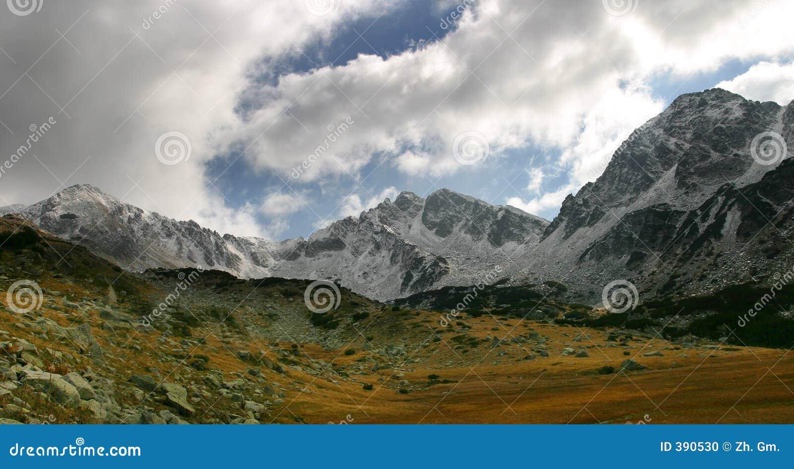 Montagne de Pirin