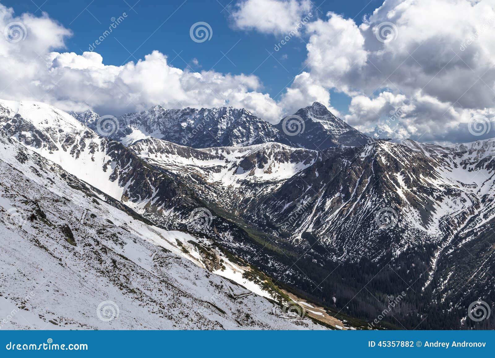 Montagne de Tatras