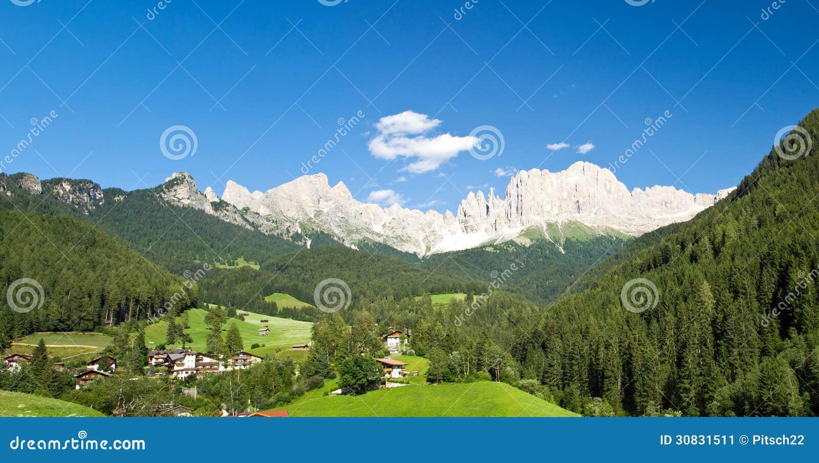 Montagne del roseto