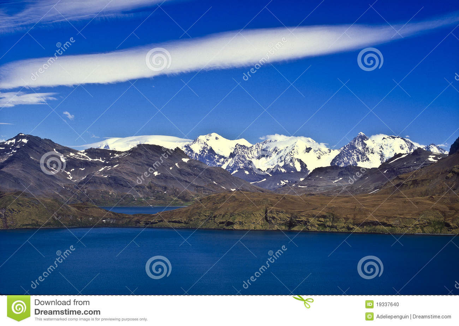 Montagne del sud della Georgia