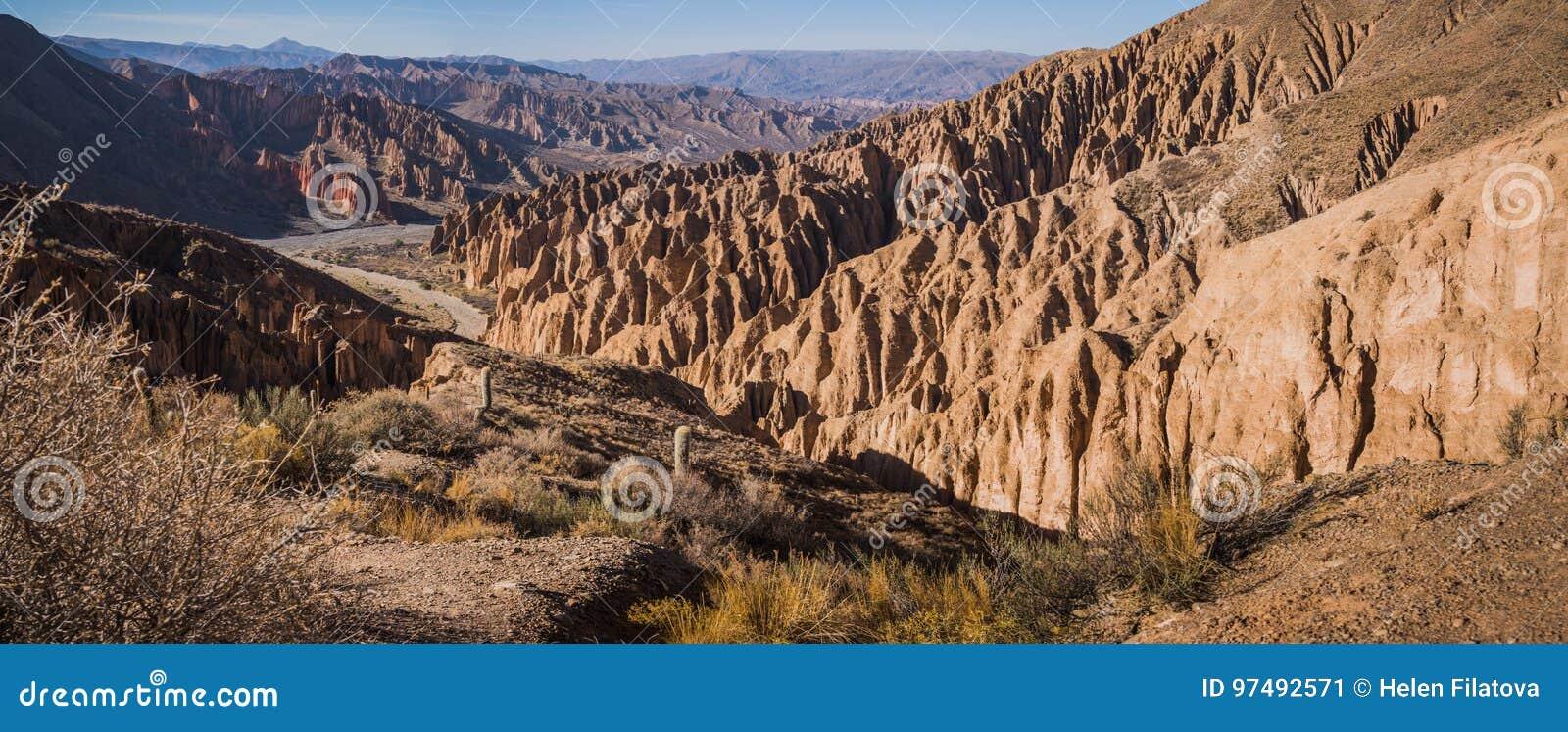 Montagne di Altiplano