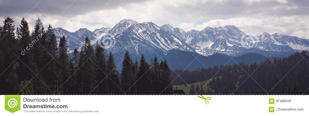 Montagne in Polonia