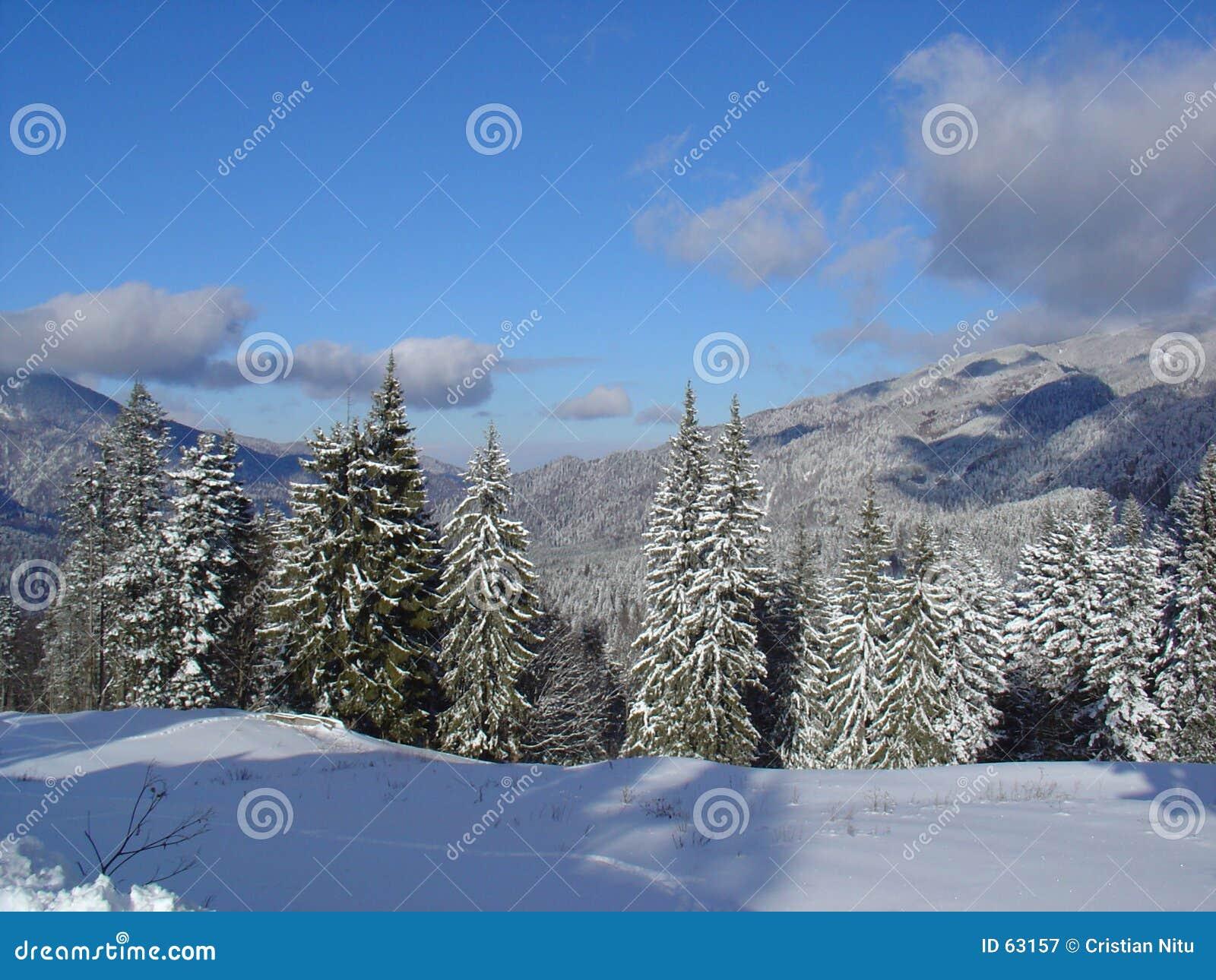 Download Montagnes 01 image stock. Image du montagne, horizontal - 63157