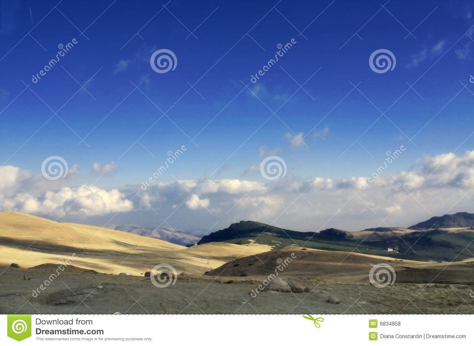 Montagnes de Bucegi