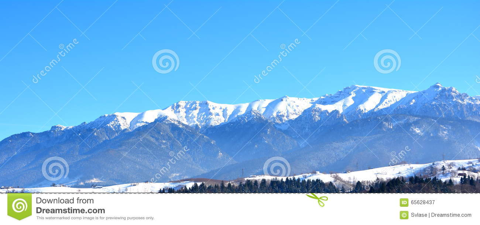 Montagnes de Bugeci en Rucar-son de passage