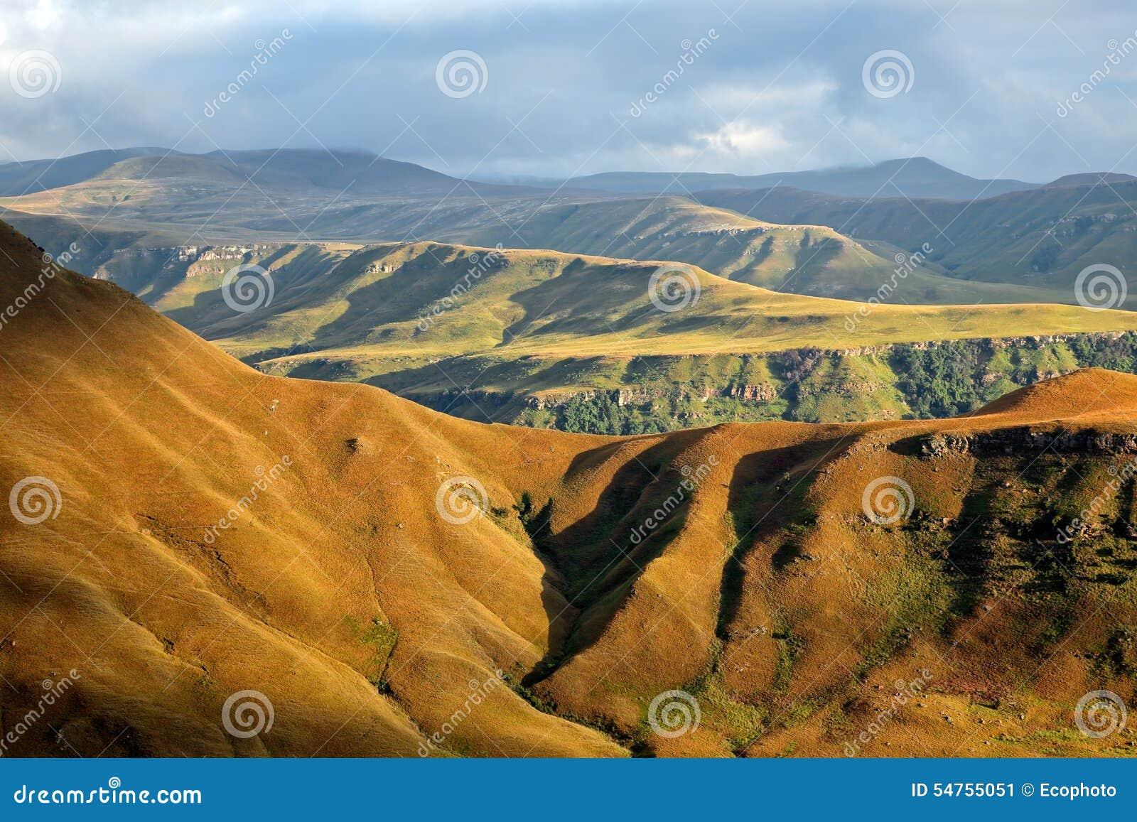 Montagnes de Drakensberg