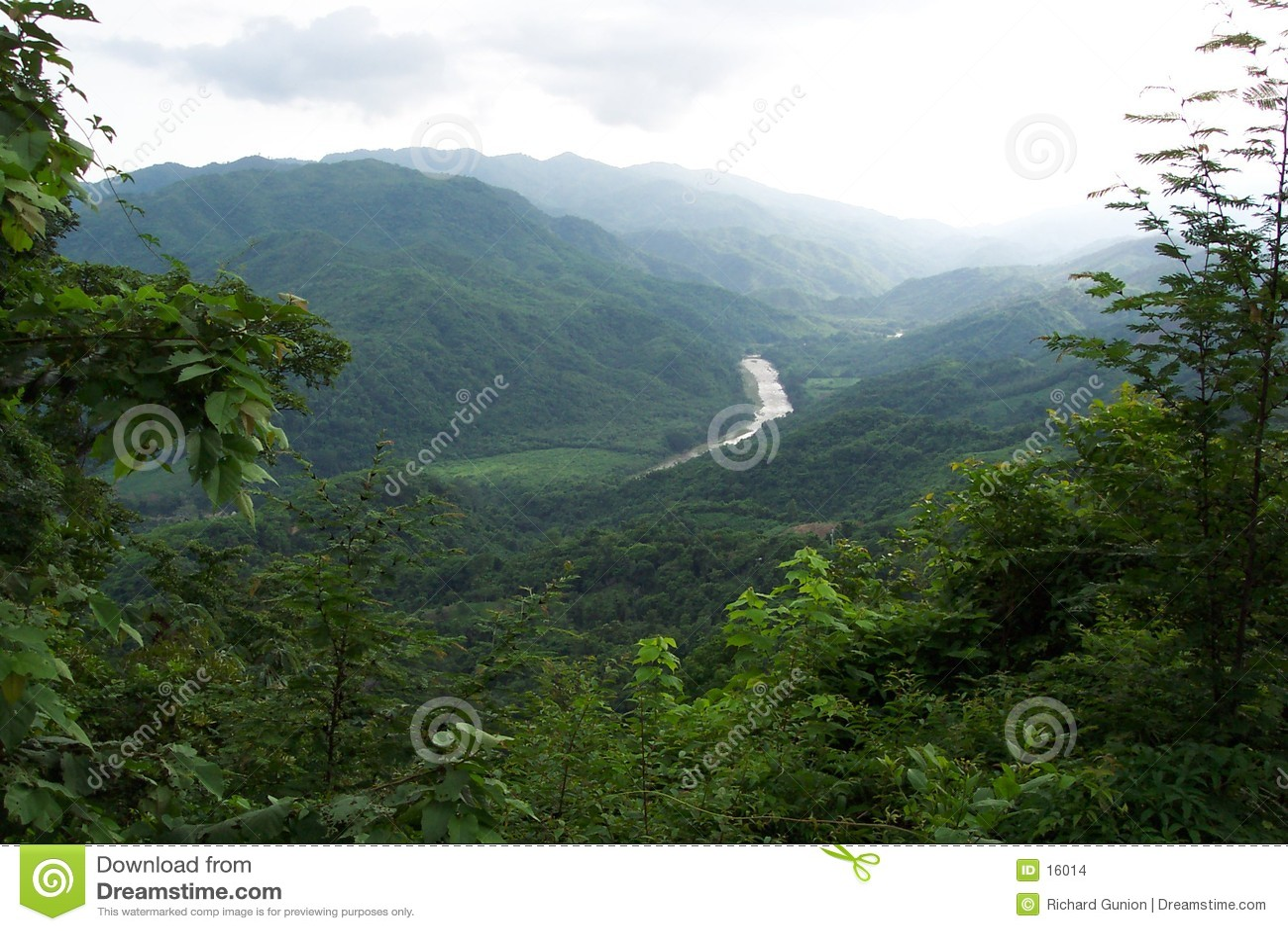 Montagnes de Huatulco