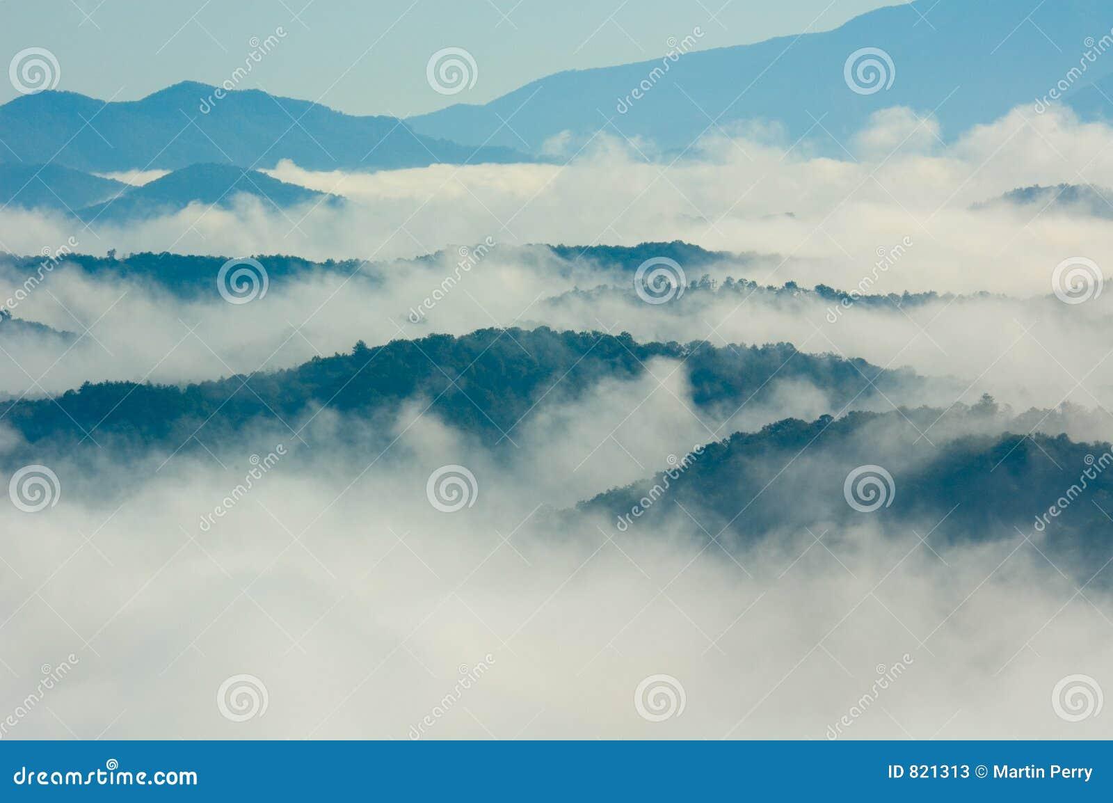 Montagnes de Smokey