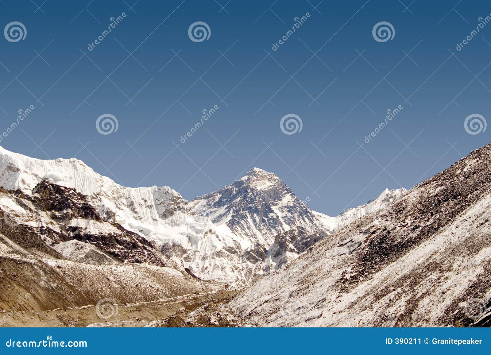 Montaje Everest - Nepal
