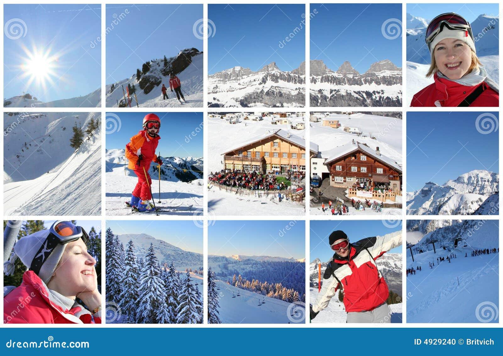 Montan@as en collage