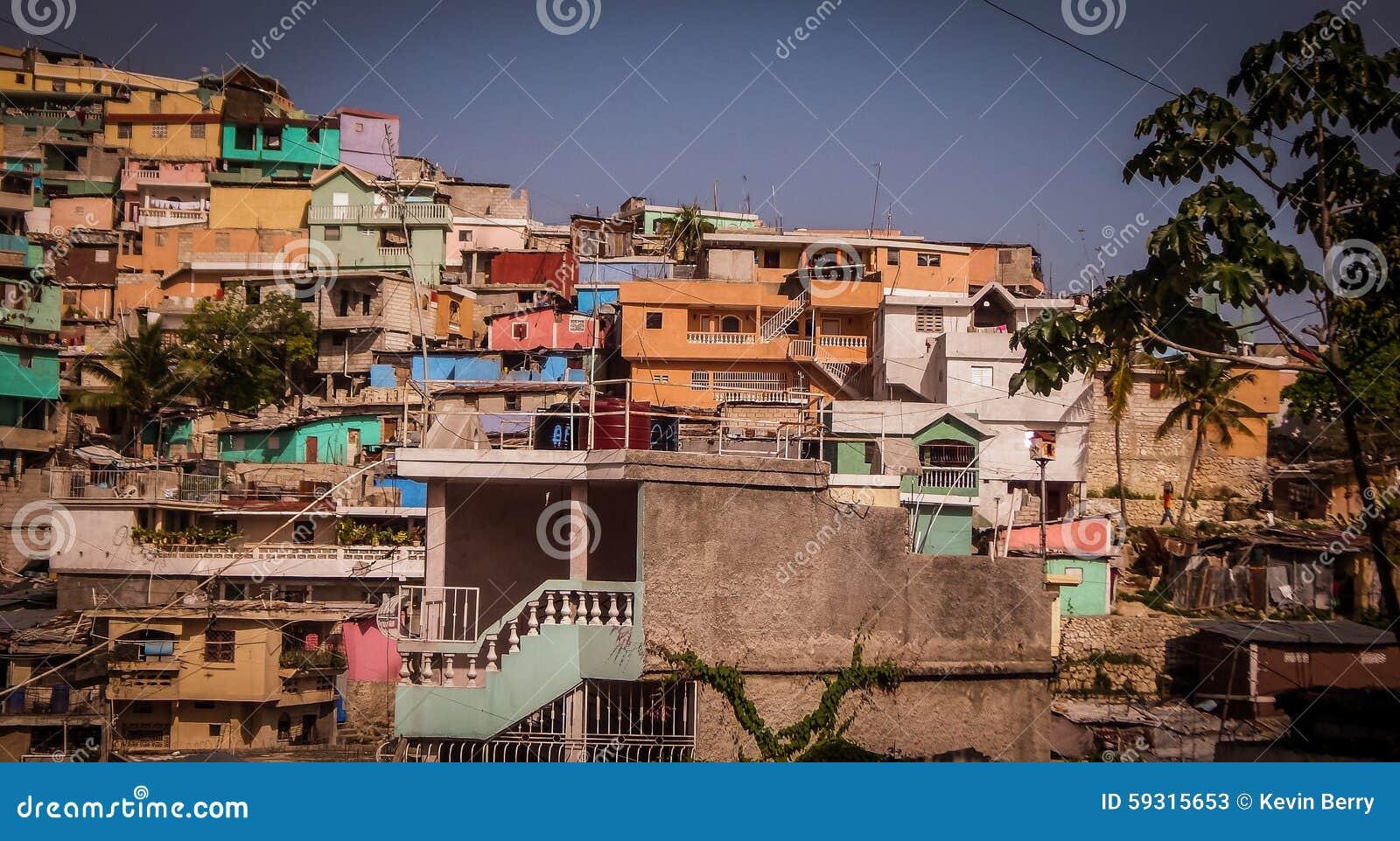 Montanhês em Haiti