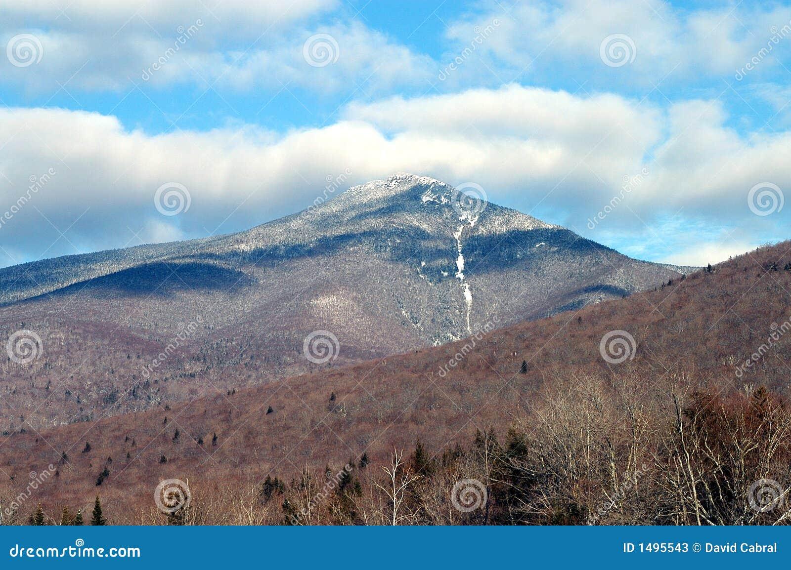 Montanha branca de New-Hampshire