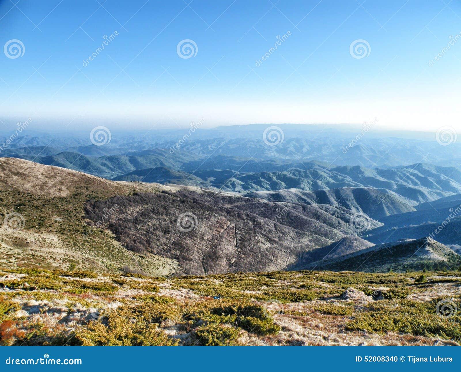 Montanha de Kopaonik