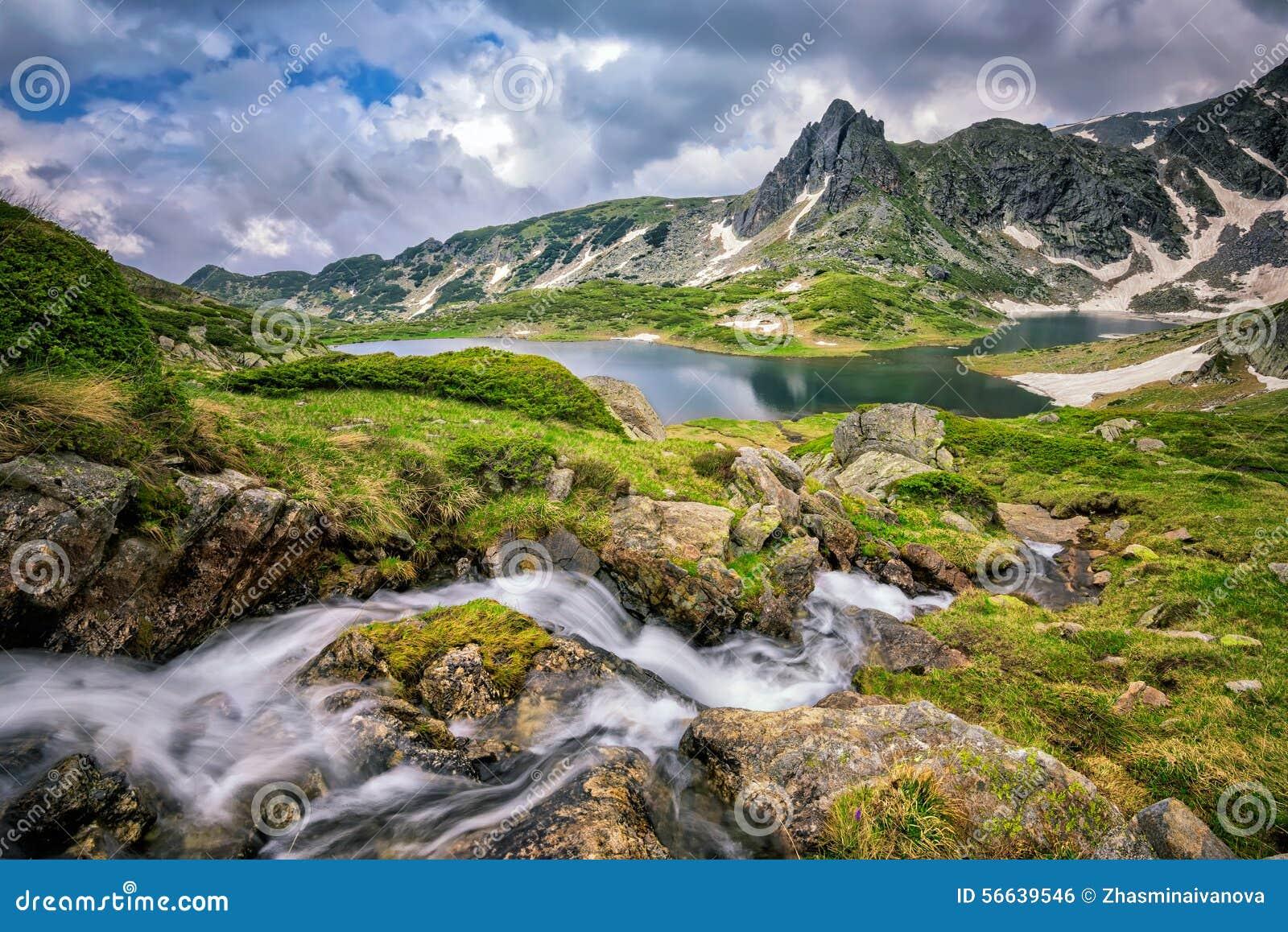 Montanha de Rila