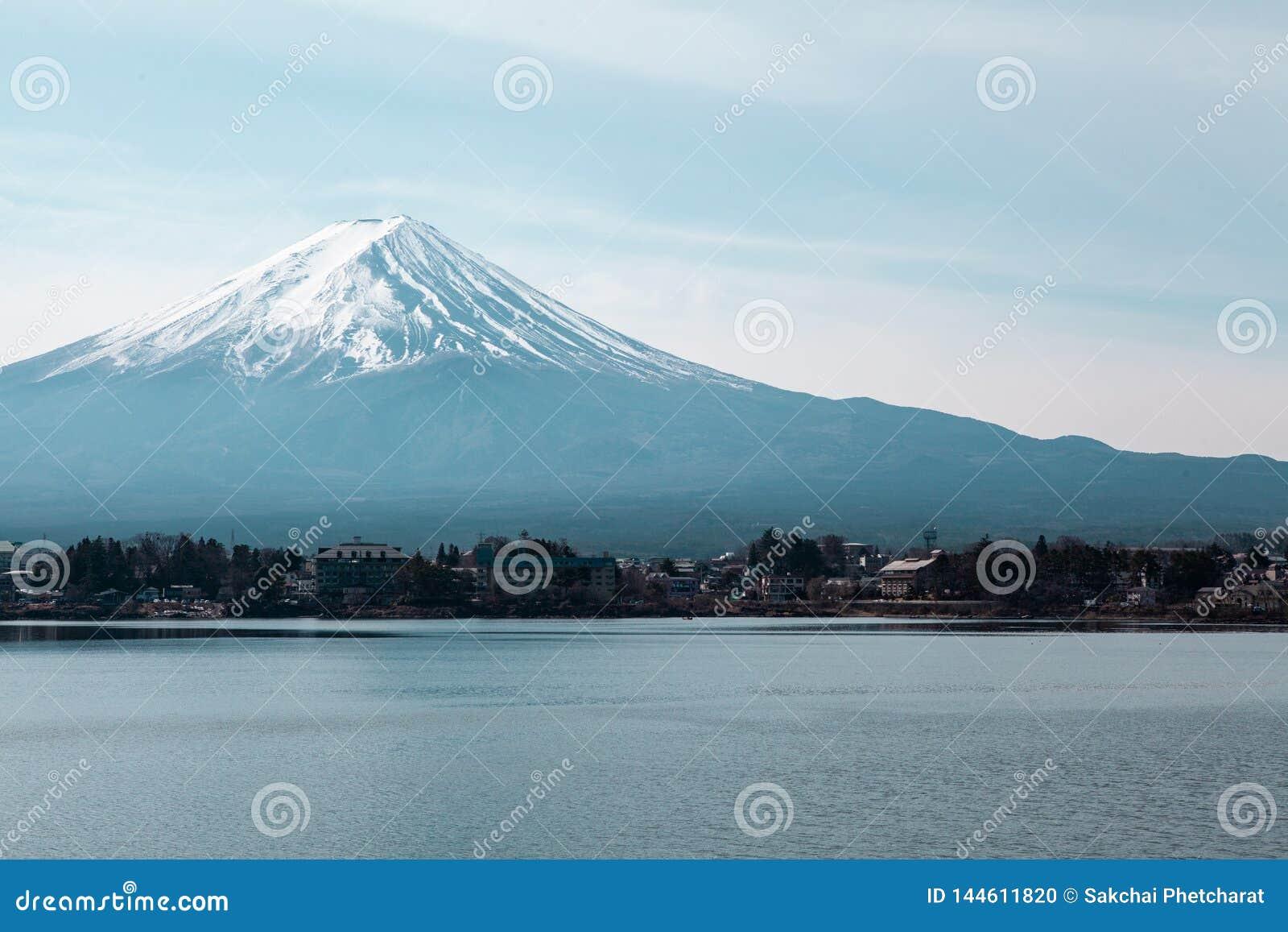 Montanha Fuji em Jap?o