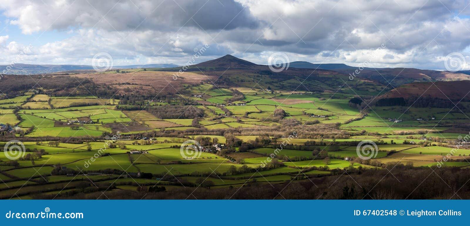 Montanha Gales de Sugarloaf