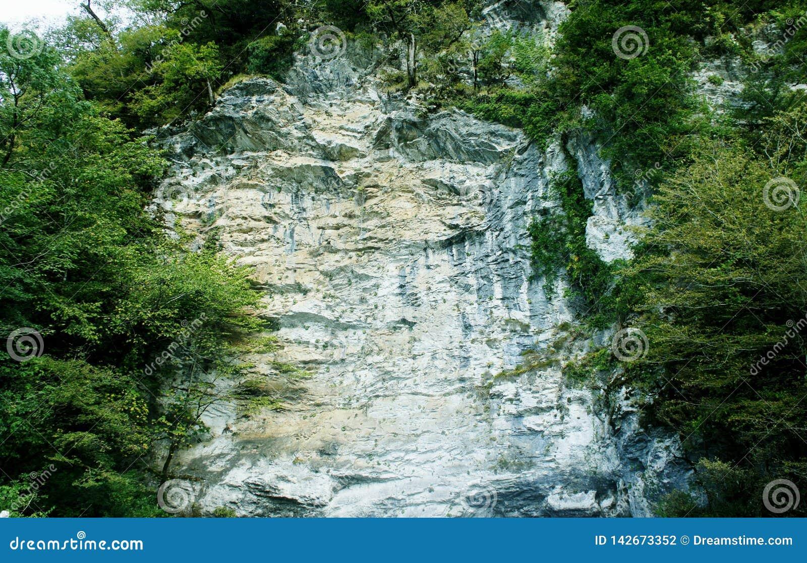 Montanha na Abkhásia