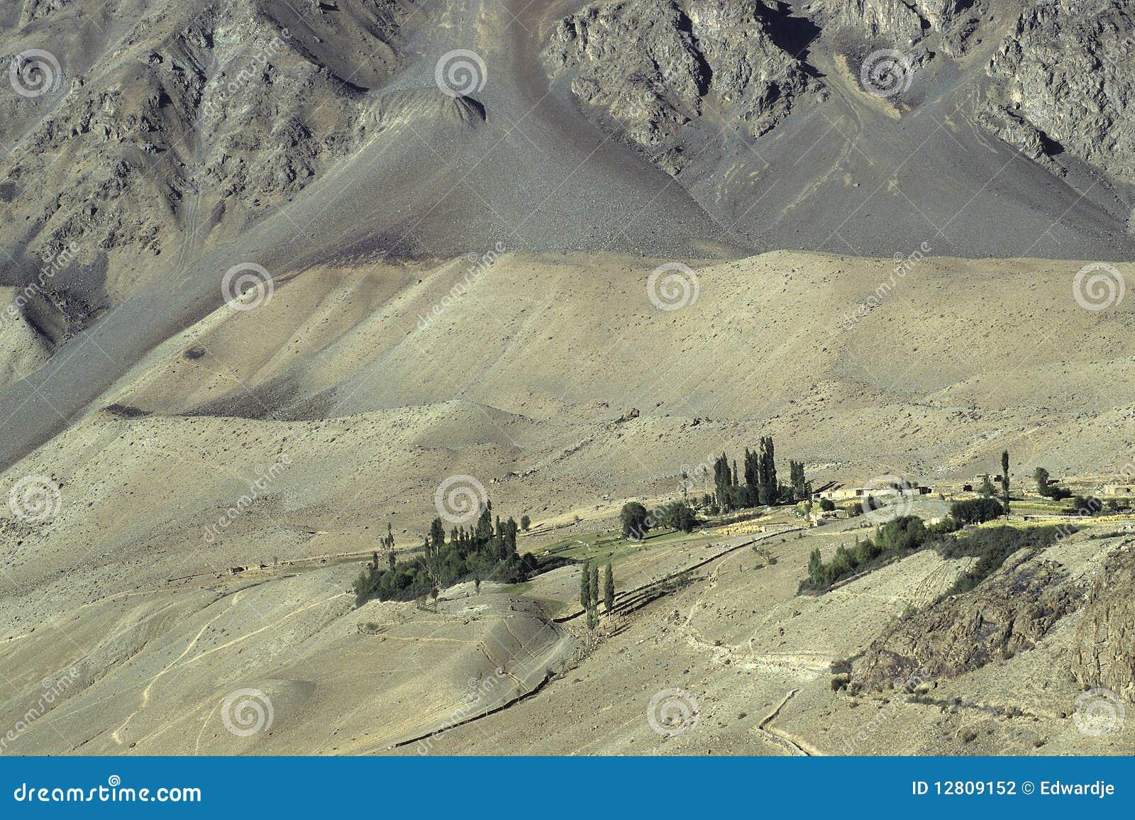 Montanhas 8 de Paquistão