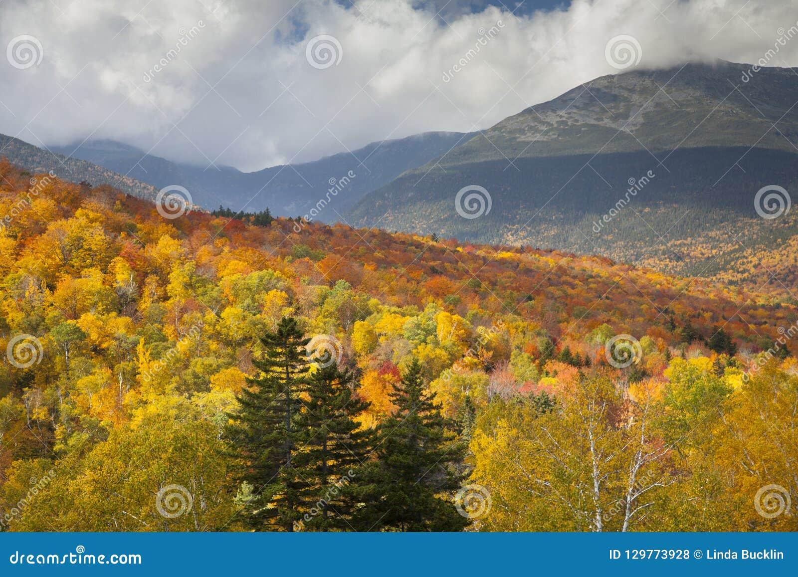 Montanhas brancas de New-Hampshire