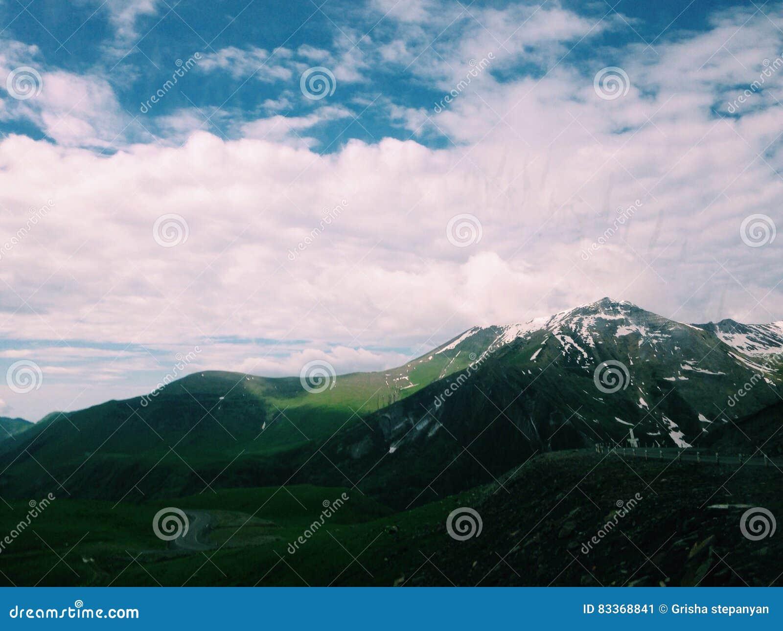 Montanhas de Arménia