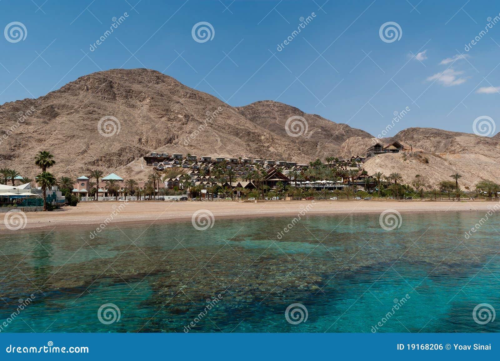 Montanhas de Eilat