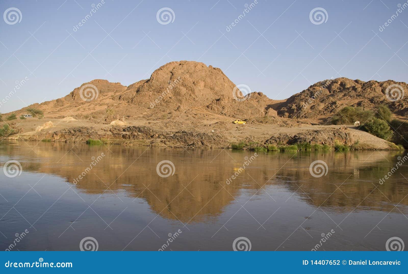 Montanhas de Jebel Barkal