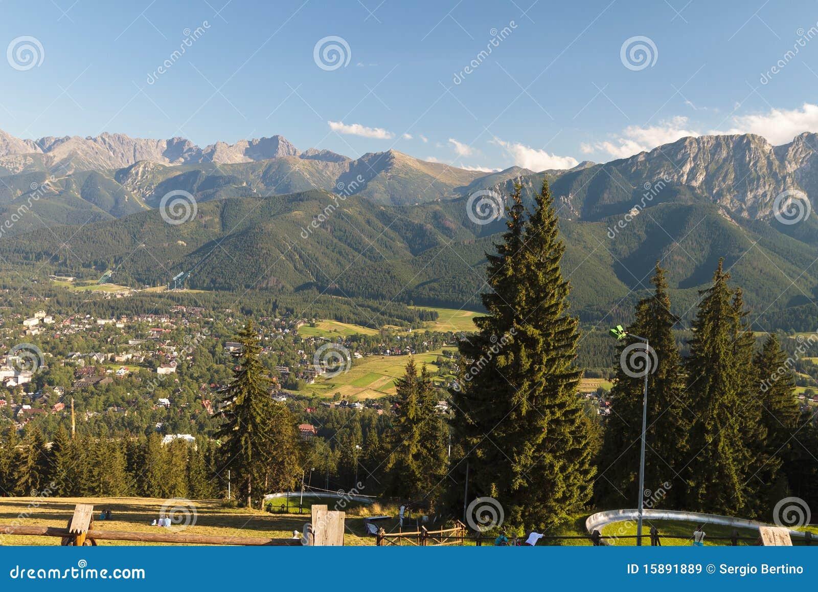 Montanhas de Tatra