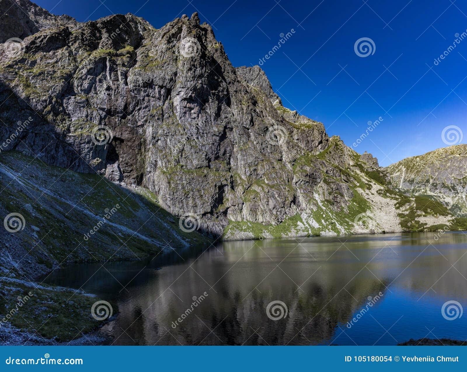 Montanhas de Tatra no Polônia em Europa