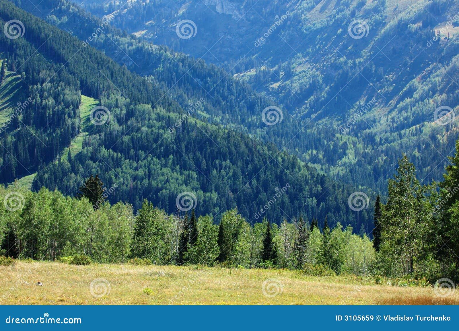 Montanhas de Utá