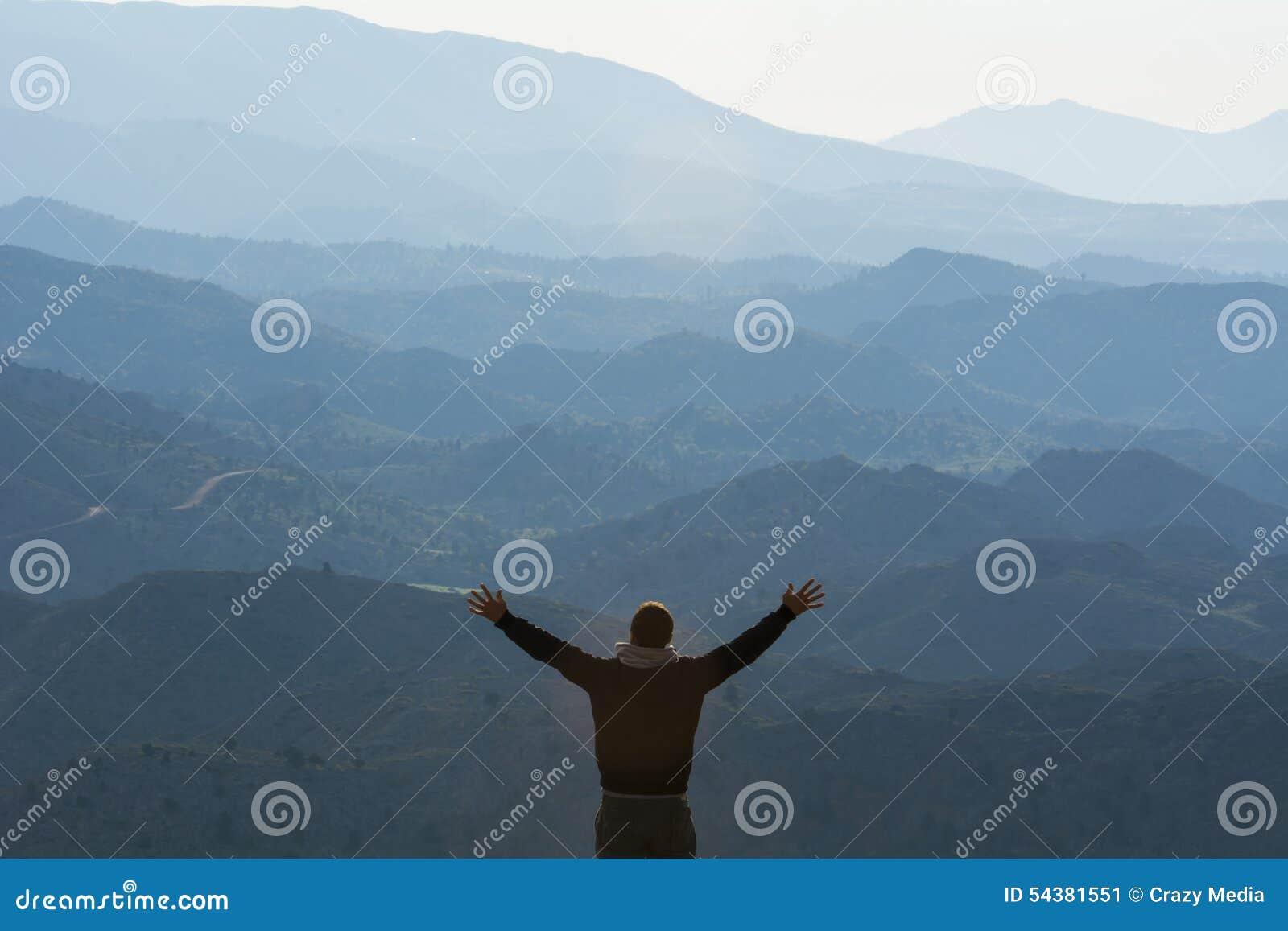 Montanhas e descoberta