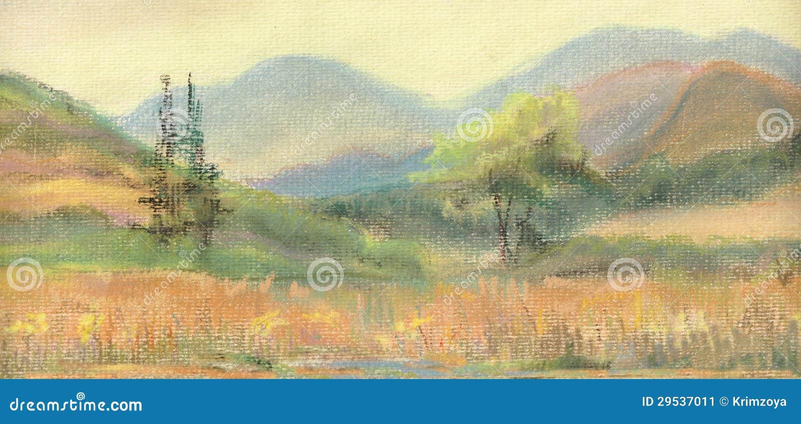 Montanhas em Italia