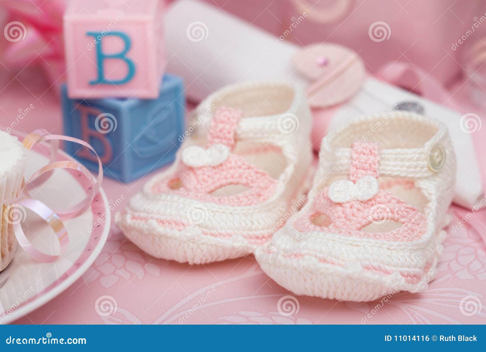 Montantes do bebê