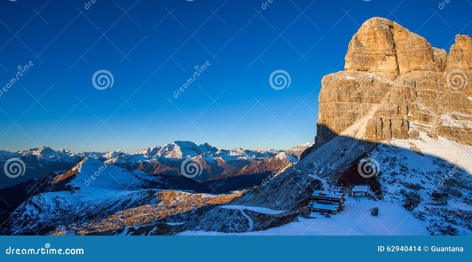 Monte Averau, Dolomites, Italy