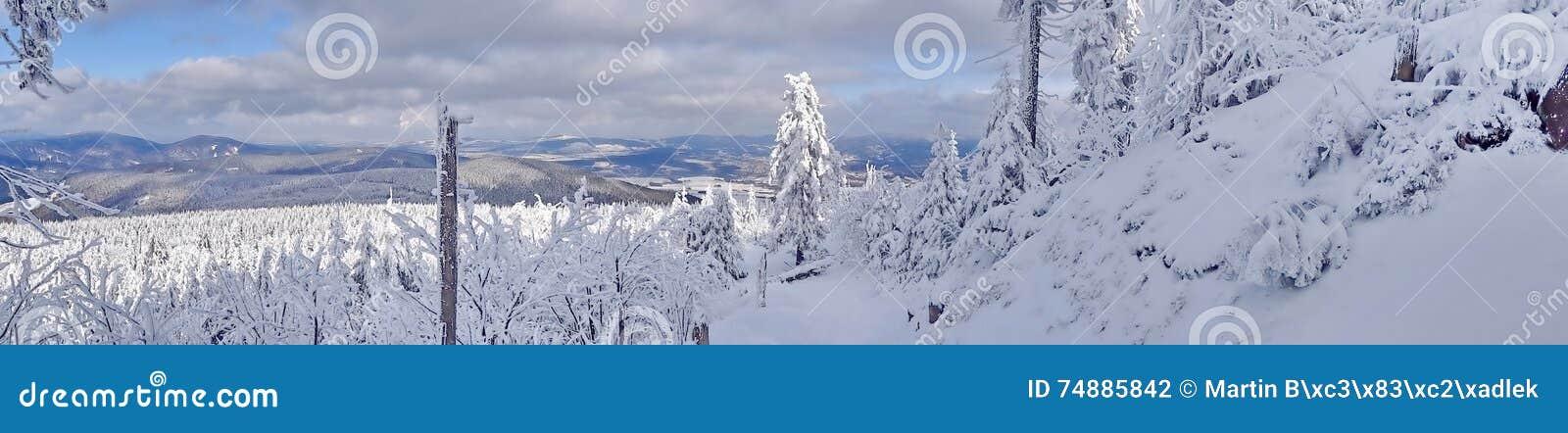 Monte brincado, distrito de Liberec, República Checa,