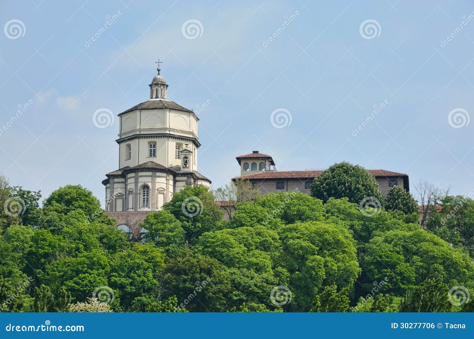 Monte Cappuccini教会和修道院