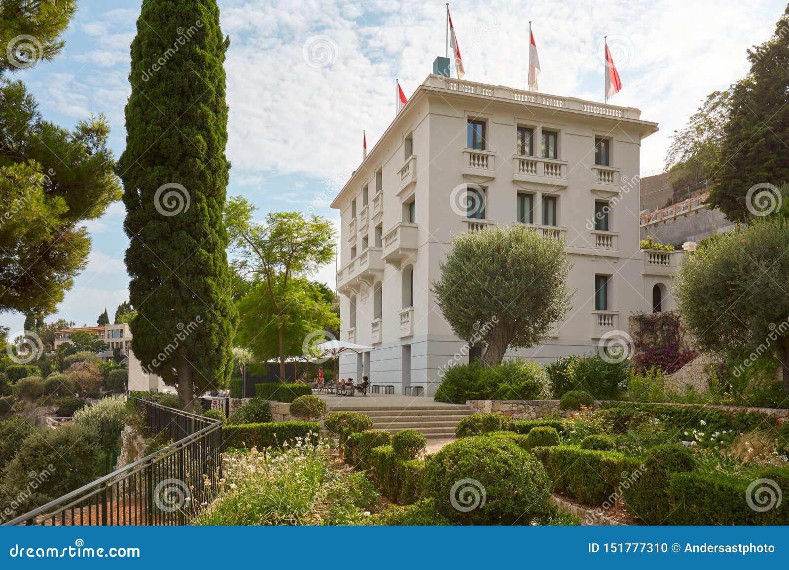 Modern Art Museum Monaco