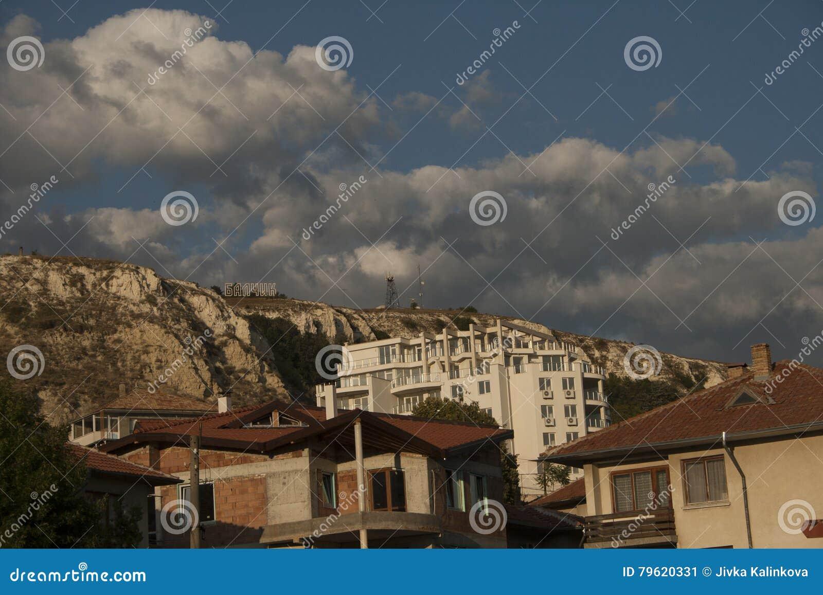 Monte de Balchik